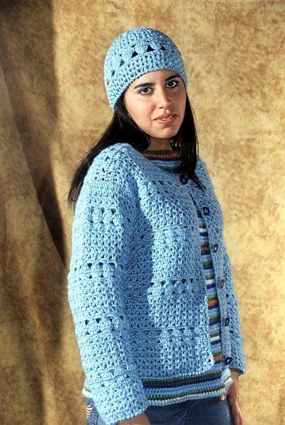 Gorros En Crochet