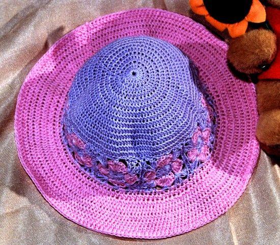 Conjunto para niña en Tejido Crochet (Ganchillo)
