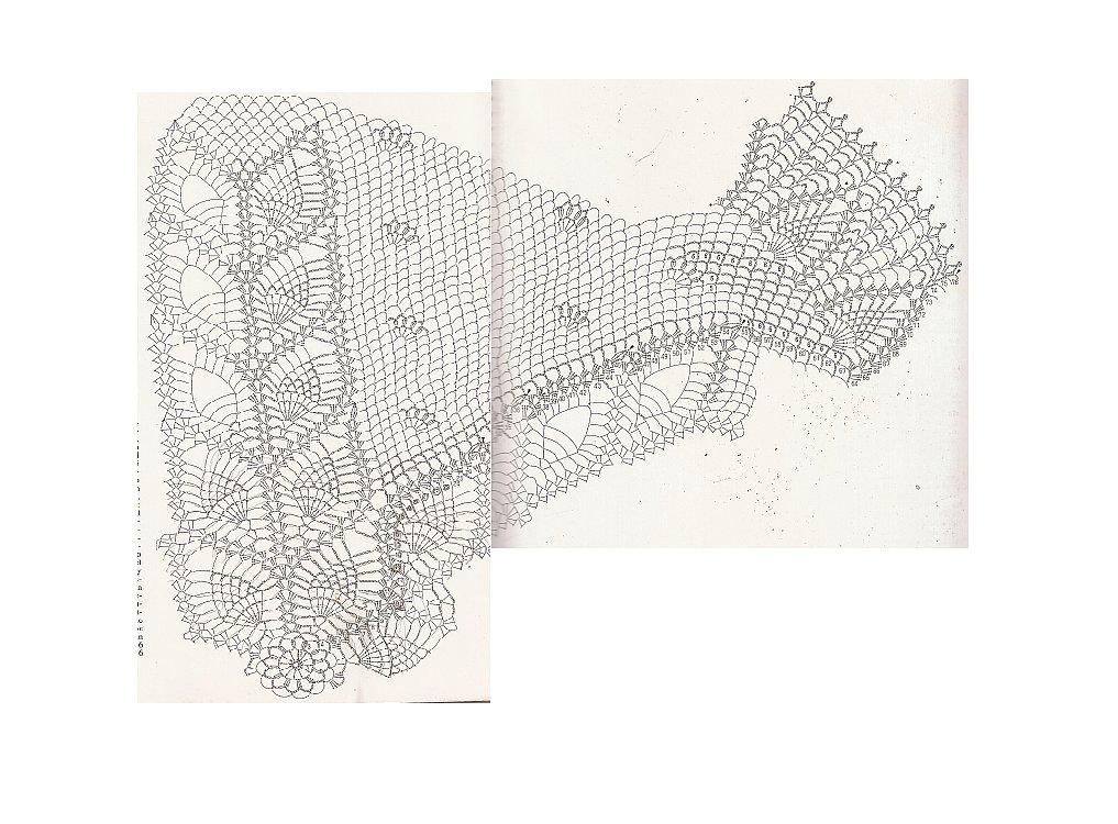 Fotos de tejido a Crochet Silvia