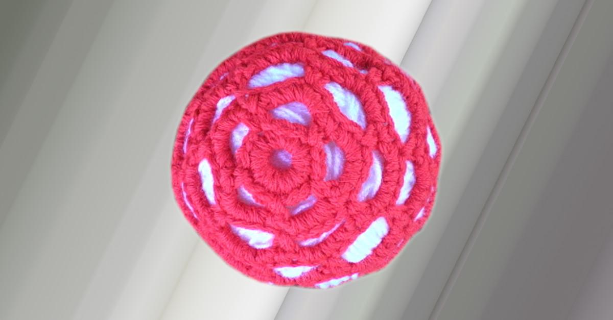 Redecilla para Rodete a crochet
