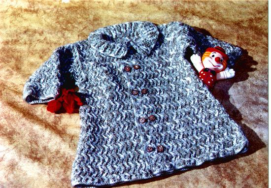 Tapado y Manoplas para Bebe en Tejido Crochet